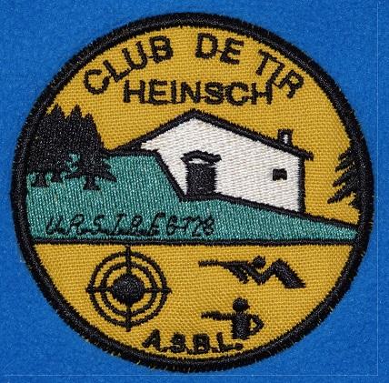 Badge tissus CTH - Prix: 4 Eur